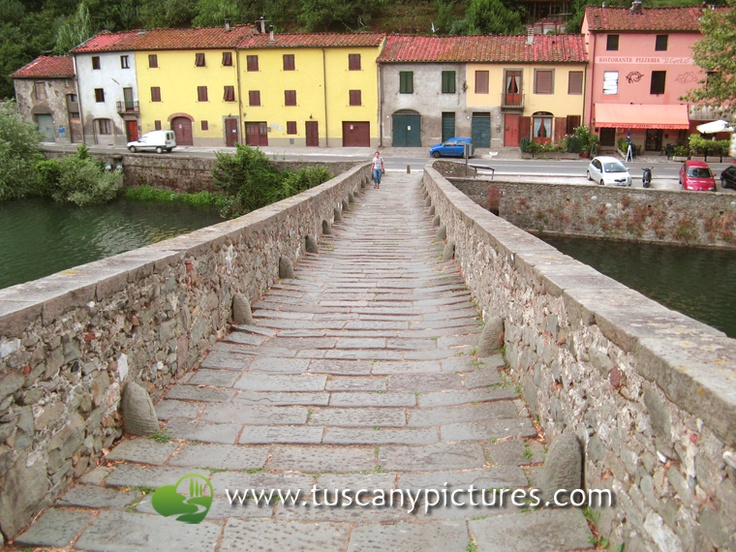 Ponte del Diavolo, Garfagnana
