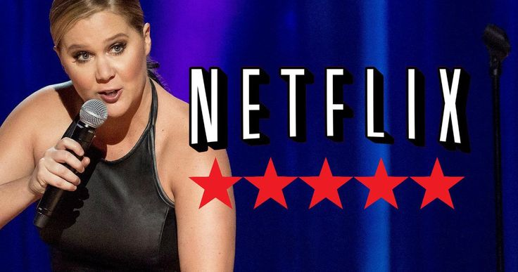 Netflix Ditches 5 Star Rating System, Is Amy Schumer to Blame? -- Netflix will roll out a new thumbs up-thumbs down type rating system over the course of the next few months. -- http://movieweb.com/netflix-cancels-5-star-rating-system/
