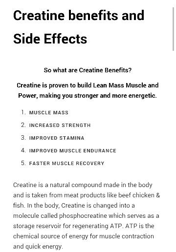 creatine and improved athletic performance benefits For athletic adults, a typical maintenance dose for improving exercise performance is 2 grams of creatine a day for other adults, suggested dosages typially range from 3 to 5 grams per day however, research shows that up to 30 grams a day is generally safe and well-tolerated, both short-term and long-term.