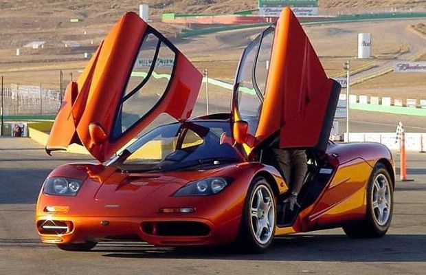 McLaren F1 - The 50 Best Supercars of All Time | Complex