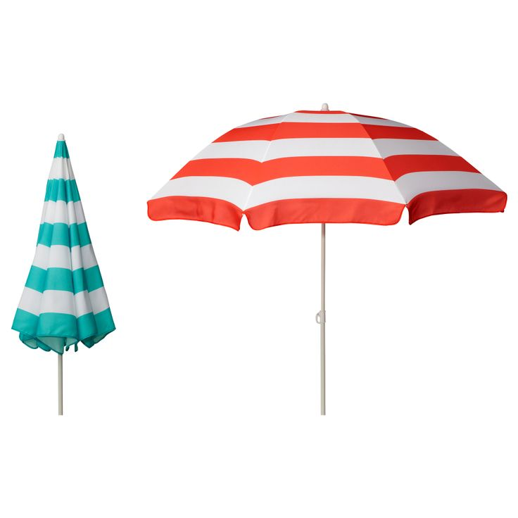 Attractive RAMSÖ Parasol IKEA Very Good UV Protection; The Fabric Blocks At Least Of  The Ultraviolet Radiation. Perfect For Adding Colour Into The Garden.