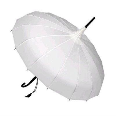 parapluie mariage heureux blanc dcorer - Parapluie Mariage Pluvieux Mariage Heureux