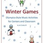 20% off today (first day) only in appreciation to my followers! This set of seven Olympic-style music activities for center rotations (and adaptabl...