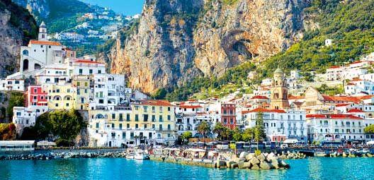 Golfe de Naples !