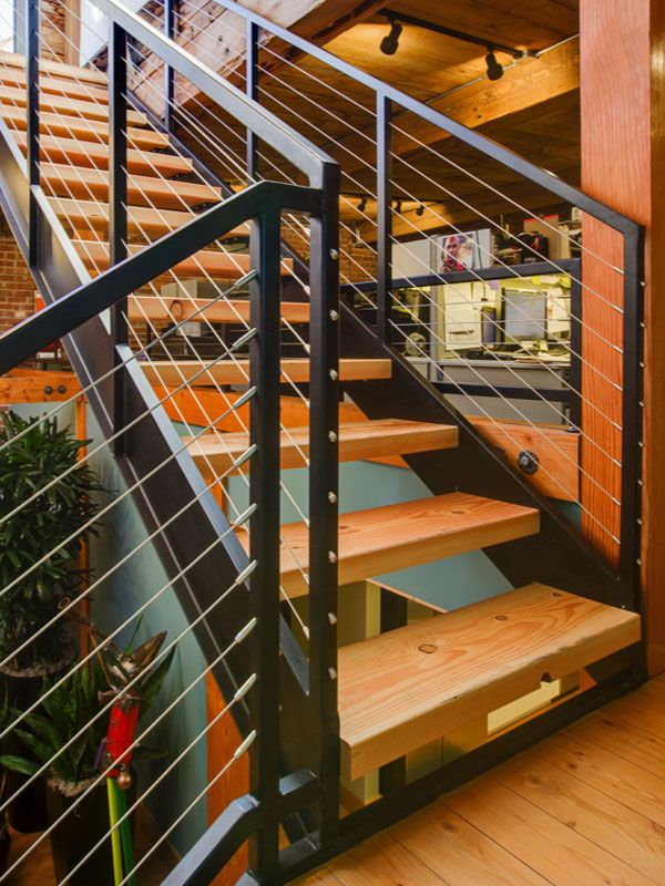 Quick Connect Fittings >> Elemental LED Headquarters' Stairs: Quick-Connect ...