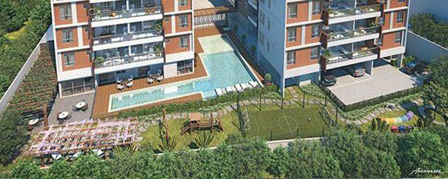 Imóveis mais Rio - Guess Residencial, Apartamentos 3 e 2 Quartos e Coberturas à Venda na Taquara, Rua Meringuava, Zona Oeste - RJ. Construtora Fernandes Araujo.