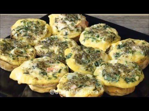 Receita de Omelete diferente e  delicioso ♥