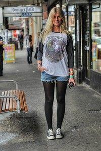grunge fashion 90s | 90s Women Grunge Fashion Beata berg, 21: grunge babe.
