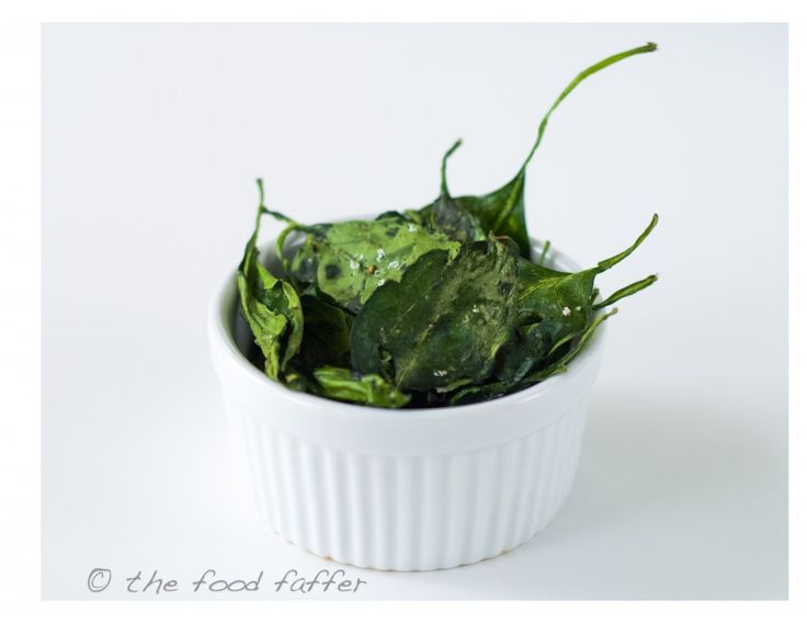 One of the items left over from the feast was fresh baby spinach... and when Travis said he was leaving it here for me to use, I had a fleeting thought...