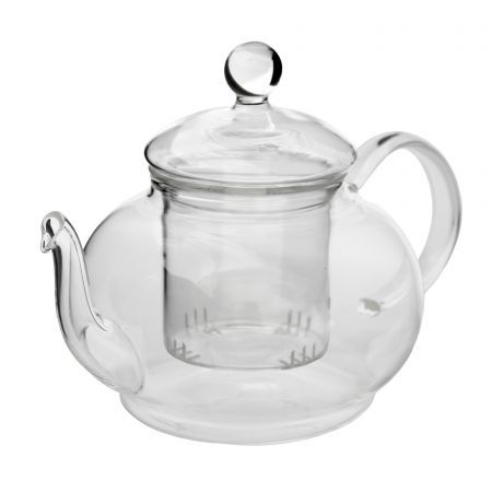 Eetrite Glass Teapot with Infuser 600ml - Yuppiechef