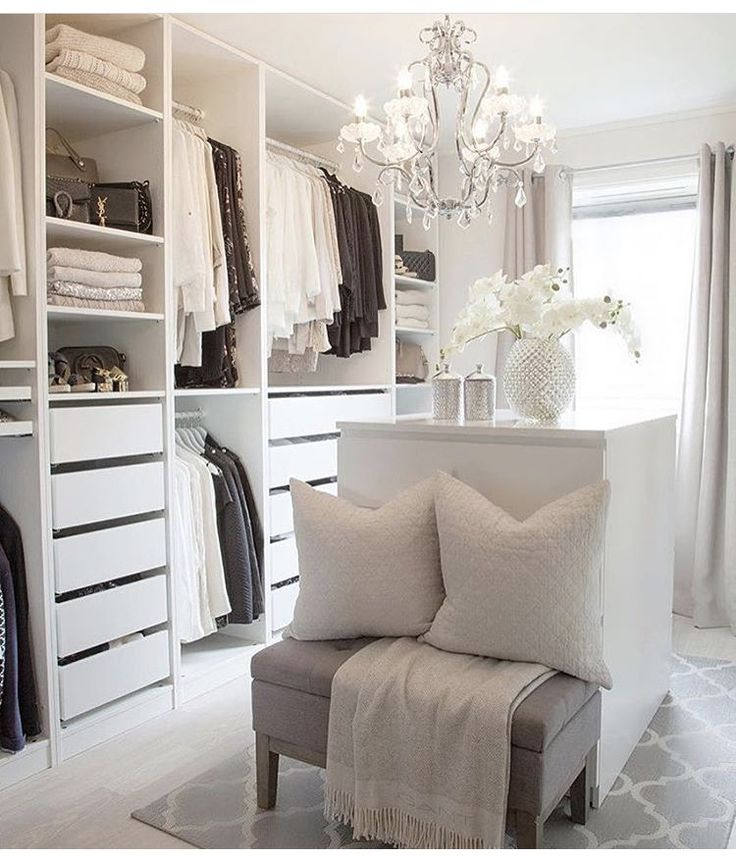 Ankleidezimmer, Begehbarer Kleiderschrank Ideen, Begehbarer Schrank,  Einteilung, Zimmer Gestalten, Zimmer Einrichten, Zukünftiges Haus, Schlafzimmer  Ideen, ...