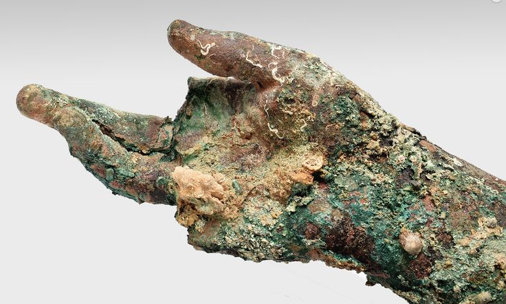 Antikythera Shipwreck Fascinates Again as New Treasures Come to Light