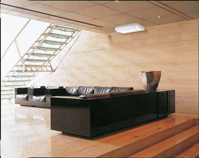 Fujitsu Floor or Ceiling Mounted System