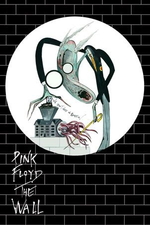 Pink Floyd The Wall Art best 20+ pink floyd wall ideas on pinterest | pink floyd albums