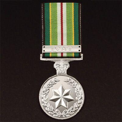 Australian Active Service Medal 75+