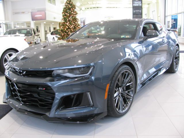 Shadow Gray Metallic Camaro Zl1 Camaro Chevy Camaro