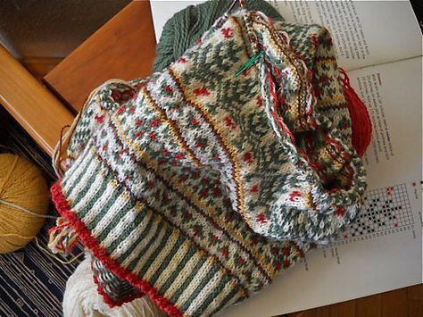 Ravelry: polarbears' Christmas Yet to Come