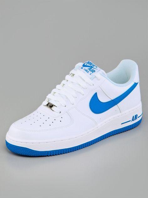 a44cdefd033b2 Nike Air Force 1 White Photo Blue