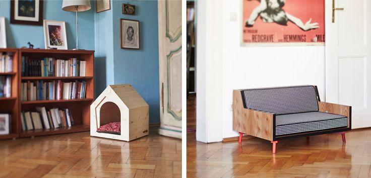 Exclusivos muebles para mascotas rosi rufus mascotas y for Muebles para gatos ikea