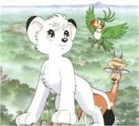 """Kimba, il leone bianco"""" di Osamu Tezuka."""
