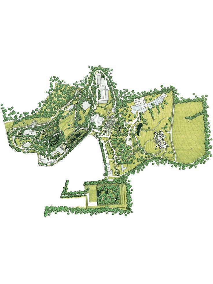 Masterplan, Zoo Zürich | vetschpartner Landschaftsarchitekten AG