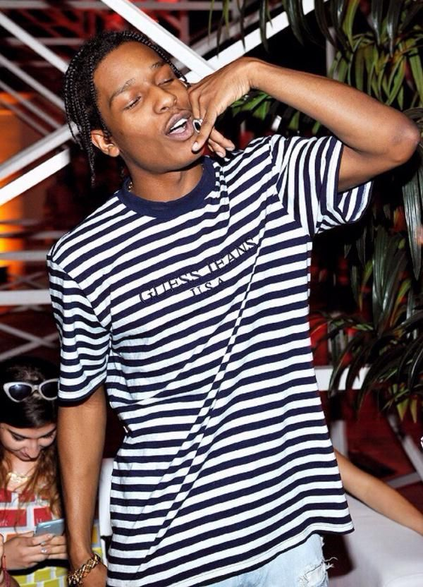 A$AP Rocky for Gue$$