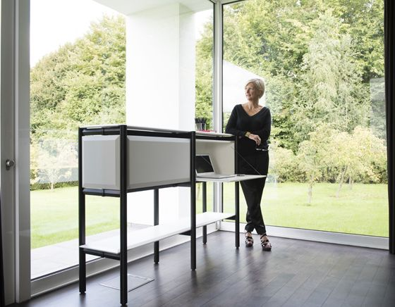 DAN by Bulo: Flexible furniture redefines what it means to work
