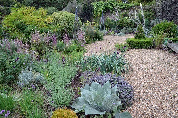 Denmans Garden, West Sussex