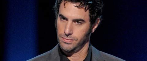 Sacha Baron Cohen Could Take A Role In Quentin Tarantino's Django Unchained