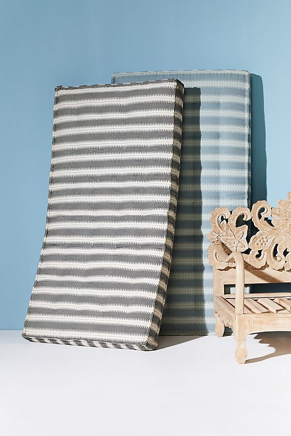 suren striped daybed cushion outdoor