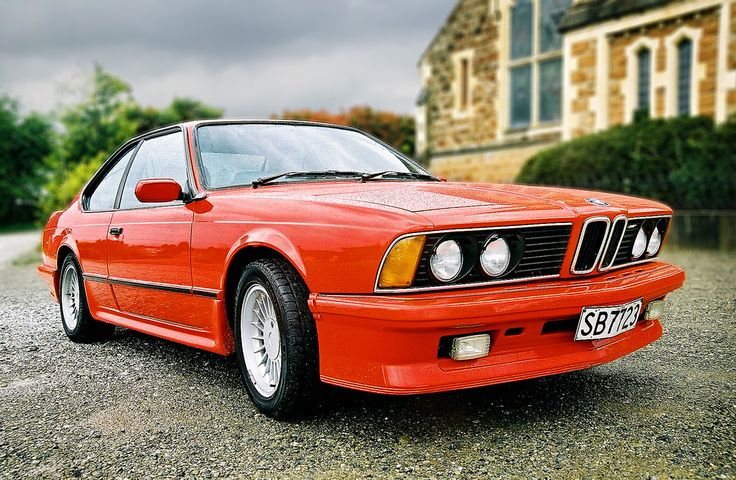 My BMW 635 csi