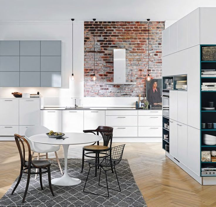 38 best Bucatarii images on Pinterest Contemporary unit kitchens - qualität nolte küchen
