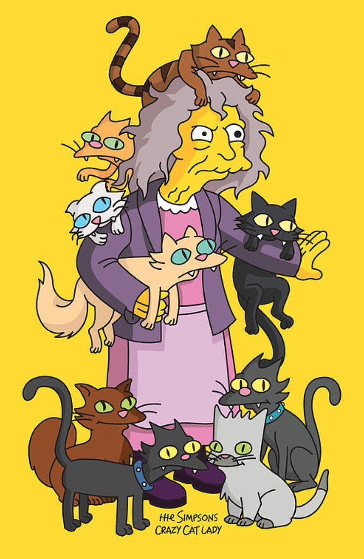La loca de los gatos me dicen a veces... jeje