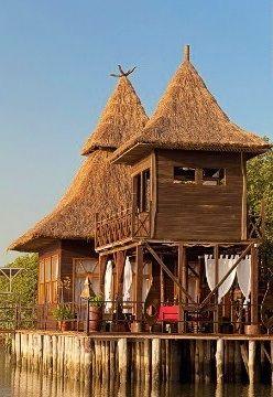 Mandina Stilted Lodge - Makasutu Forest, Gambia