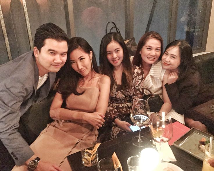 Joining the DestinAsian anniversary party in Bangkok