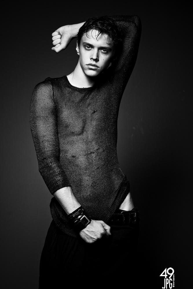 Christian Likuta (MRA Models) by Ionut Cojocaru
