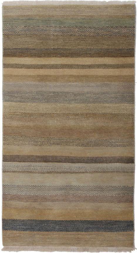 Darya Rugs Modern Nannette Brown Rug | Southwestern Rugs
