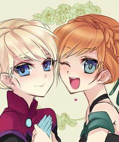imagens da anna como anime - Pesquisa Google