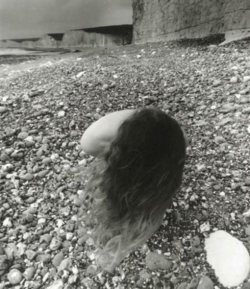 east sussex coast, 1979 • bill brandt