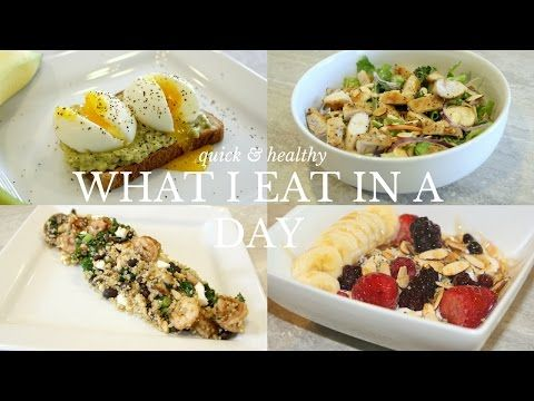 443 best healthy recipe videos images on pinterest clean eating what i eat in a day quick easy healthy recipes for the forumfinder Choice Image