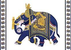 royal indian elephants - Google Search