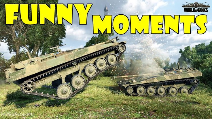 World of Tanks - Funny Moments | Week 4 April 2017