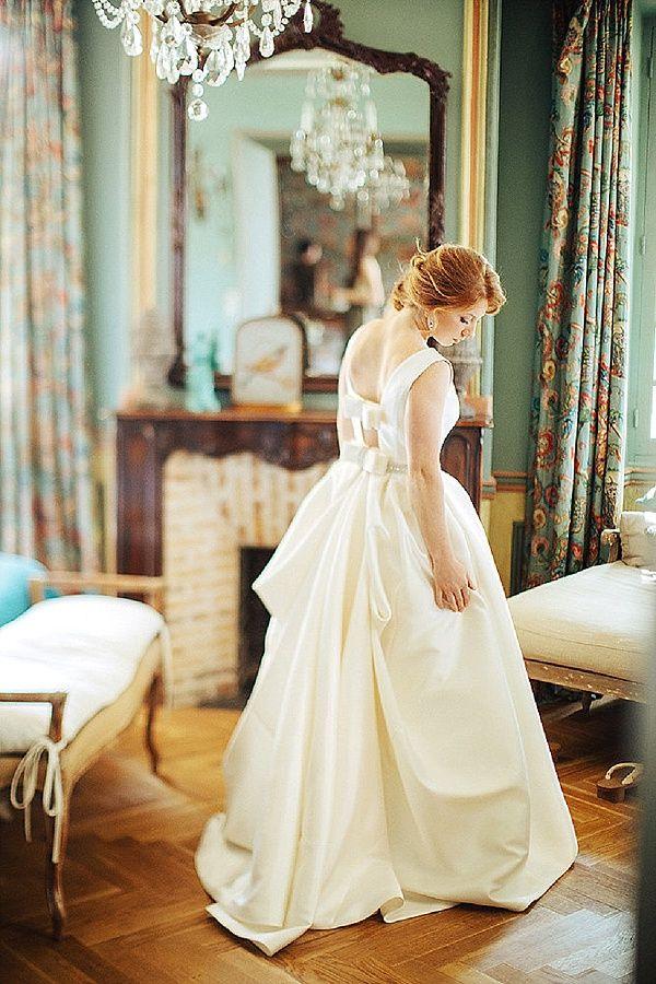 Summer French Wedding Dresses