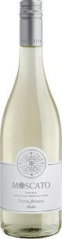 Primo Amore Moscato  Oh, so yummy (and inexpensive)