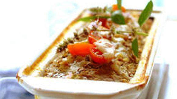 Australian Sweet Potato Meat Loaf