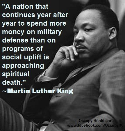 Martin Luther King, Jr. ***One of my favorite quotes by him.