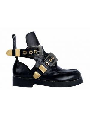 *Exclusive - CRUSH Black Cutout Boots @Gail Regan Truax://www.shopjessicabuurman.com