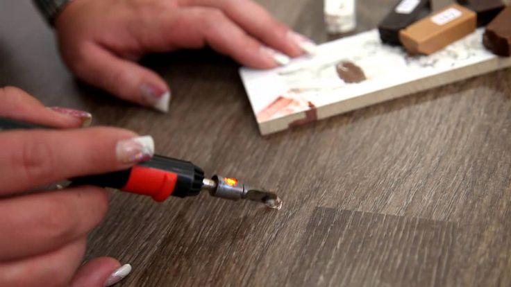 wineo | Ausbessern und Reparatur von Laminat und Designboden | Vinylboden