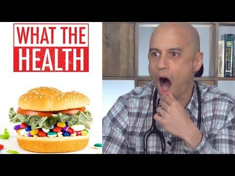Ignorant Doctor Debunks What The Health - ZDogg, a medical doctor and YouTuber, made a video of himself watching and reacting to the documentary film What The Health. He criticized the vegan medical doctors as well as the mountain of science pointing to a hight fat meat based diet as the cause of diabetes and obesity. Of course, ZDogg had nothing to back his claims up.