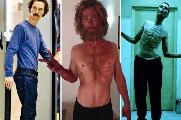 Chris Hemsworth got super skinny for In the Heart of the ...
